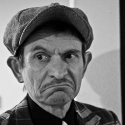 Gérard Pottier Membre comédien Adhésion : 2009 Devise : Bon à rien ?… Capable de tout ?