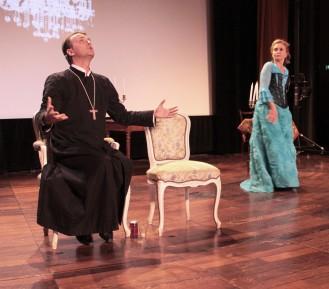 Fray Bartolomé et Dona Urraca