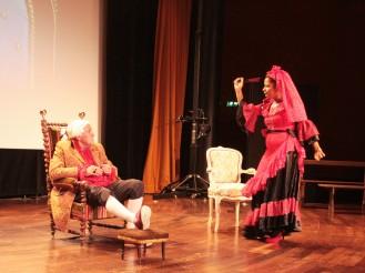 Le vice-roi et Camila Perichole
